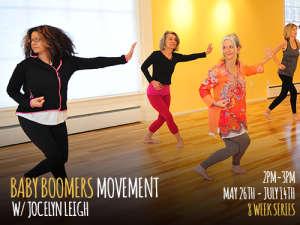 Baby Boomer Fitness Series (8 week course)