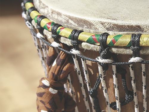 Musical Meditation: Drum Circle Class with John Marshall