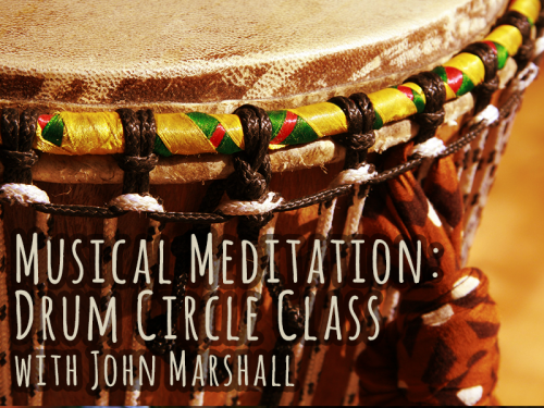 Musical Meditation: Drum Circle Class @ Valley Spirit Cooperative & Wellness Center | Washington | Connecticut | United States