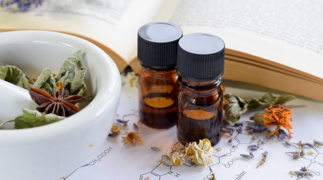 DIY Chinese Herbal Medicine Cabinet